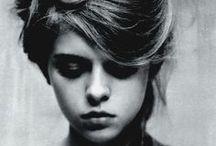 Hairstyle / by Odette Scherman
