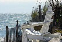 Beach House / beach house, beach house decor, dream beach house, beach home inspiration