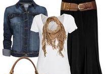Clothes / I want/need a new wardrobe!