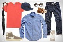 Style / Street style,fashion man,trend,preppy / by Oscar Padi