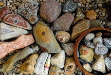 Artful Stones / by Melissa Hill
