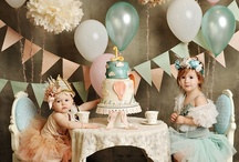 party girls / party ideas for girls