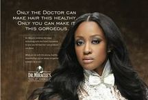 TRESSES / Fly hair. Straight, curly, kinky, relaxed or natural - It's all good.