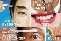 Beauty Tips & Products