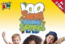 Preschool music, songs, & finger plays