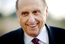 I Love President Thomas S Monson!!!