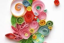 Quilling / by Betsy Veldman