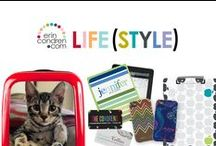 life(style) must-haves! / Spice up your life with EC home and lifestyle products!! / by erin condren