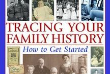 Family & Personal History / Ideas to help with personal history and tracing your ancestors