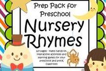 Nursery Rhymes/Rhyming