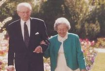Gordon B & Marjorie Pay Hinckley