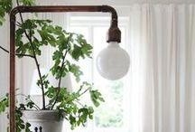 copper lamp diy