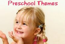 Misc. Preschool Themes