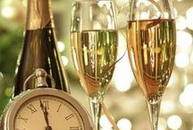 New Year's Eve / New Year's Eve Party, New Year's Eave Decor, New Year's Eve Celebration, New Year's Eve Entertaining, Entertaining