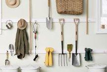 Garage / Garage Organization, Garage DIY, Garage Ideas, Garage Inspiration, Garage Clean-up