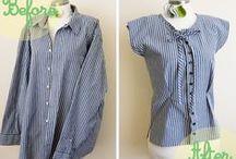 Clothing Re-purpose / Re-purpose clothing