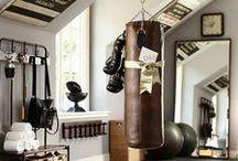 Home Gym / Home Gym Decor, Home Gym Ideas, Home Gym Inspiration, Home Gym DIY