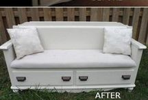 Furniture / DIY furniture, furniture hacks, etc
