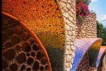 Arquitectura orgánica de Javier Senosiain / Arquitectura orgánica de Javier Senosiain en México #organicarchitecture #organic #architecture #Senosiain #México #Landscape #casaorganica #architecture #organicarchitecture #cdmx #méxico