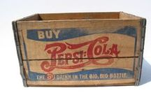Pepsi and Coke Collectibles