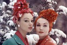 Saroj | Vintage fashion / Vintage fashion style