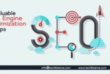SEO / Search Engine Optimization, Social Media Marketing, Search Engine Marketing, Social Media Optimization and other services