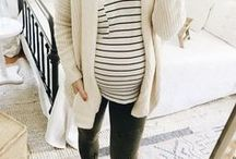 Maternity Outfits / This board is dedicated to stylish maternity outfits for every season. You will find trendy women's fashion for those long 9 months of pregnancy!