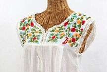 i must have been a peasant / ode to my favorite style of blouse