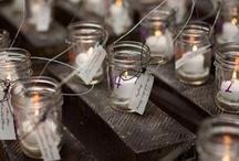 DIY Lanterns / Full of ideas and inspiration for DIY tea light lanterns using jam jars
