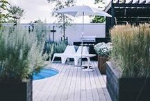 Exterior and Outdoor spaces / by Malin