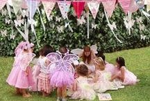 Kids Party Ideas / by Summer Doss