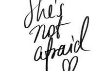 words of wisdom. / http://chelseaphipps.tumblr.com/ / by Chelsea Phipps