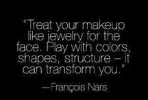 Makeup / by Tina Parks