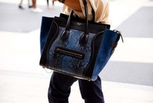 bag lady. / by Chelsea Phipps