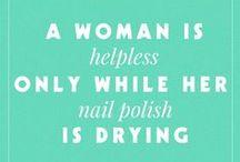Nails / by Tina Parks