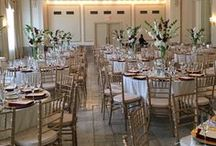 Receptions-By Bloomtastic / Each wedding is as beautiful and unique as our brides! Check out our latest and greatest receptions!