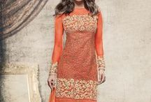 Buy Bollywood  Salwar Kameez at G3fashions / Buy online Bollywood  actress dress material at G3fashion. Low price, Huge collection, Select design on pinterest and buy at G3fashion.com website.