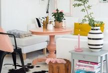 Furniture pieces / by Carla Pumar