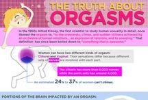 Love and Sex Infographics / Educational and fun infographics about love and sex