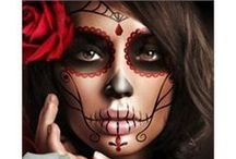 Day of the Dead Sexy / Design, costumes and makeup for sexiest Halloween ever