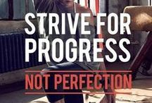 Fitness / Fitness and sports -- Yes, we can do it!