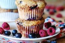 MUFFIN-licious / Because we are crazy for muffins of all flavors... #muffin