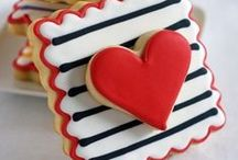 Valentine's Day / Valentine's Day treats and ideas to celebrate the day of love!  #valentine #valetinesday