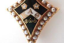 Kappa Alpha Theta / by Bonnie Kearns