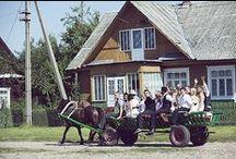 Wedding Transport / Alternative and fun ideas for wedding transport