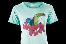 T-shirt MAN 2014 / Coloratissime, stampate o tinta unita, per un'estate ricca di occasioni ed esperienze tutte da vivere... con una t-shirt in più!