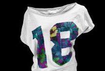 T-shirt WOMAN 2014 / Coloratissime, stampate o tinta unita, per un'estate ricca di occasioni ed esperienze tutte da vivere... con una t-shirt in più!