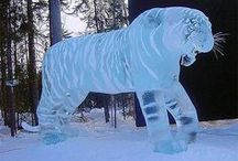 Ice Sculptures / Ice Sculptures