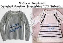 Tutorials - Tops & Coats / Sewing #DIY tutorials for tops and coats from sewpetitegal.blogspot.com