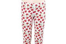 Lovely Girls Leggings at G3 Fashion / Get an utmost comfort for your little angel by giving her exclusive and lovely leggings g3fashion.com